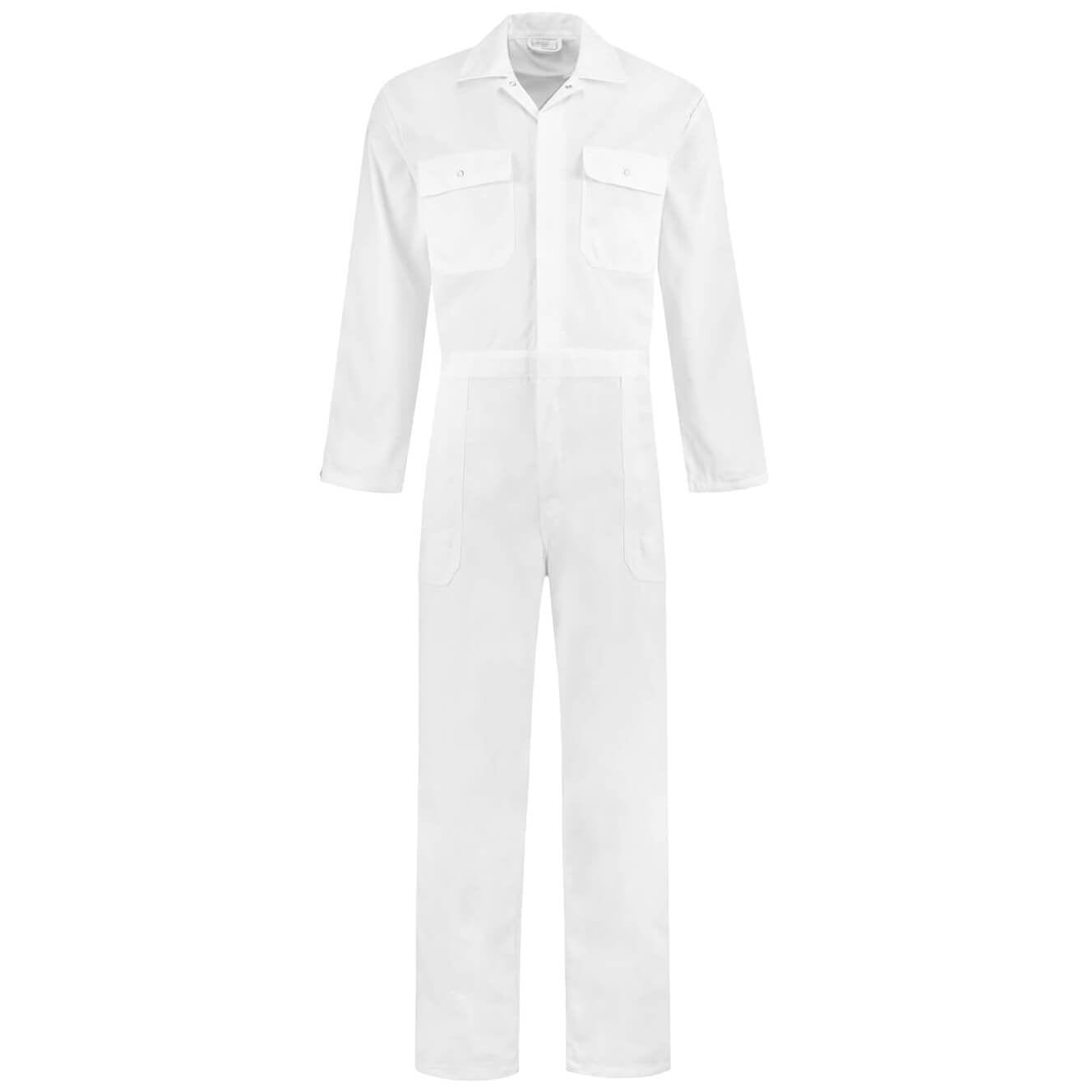 Witte Kinderoverall