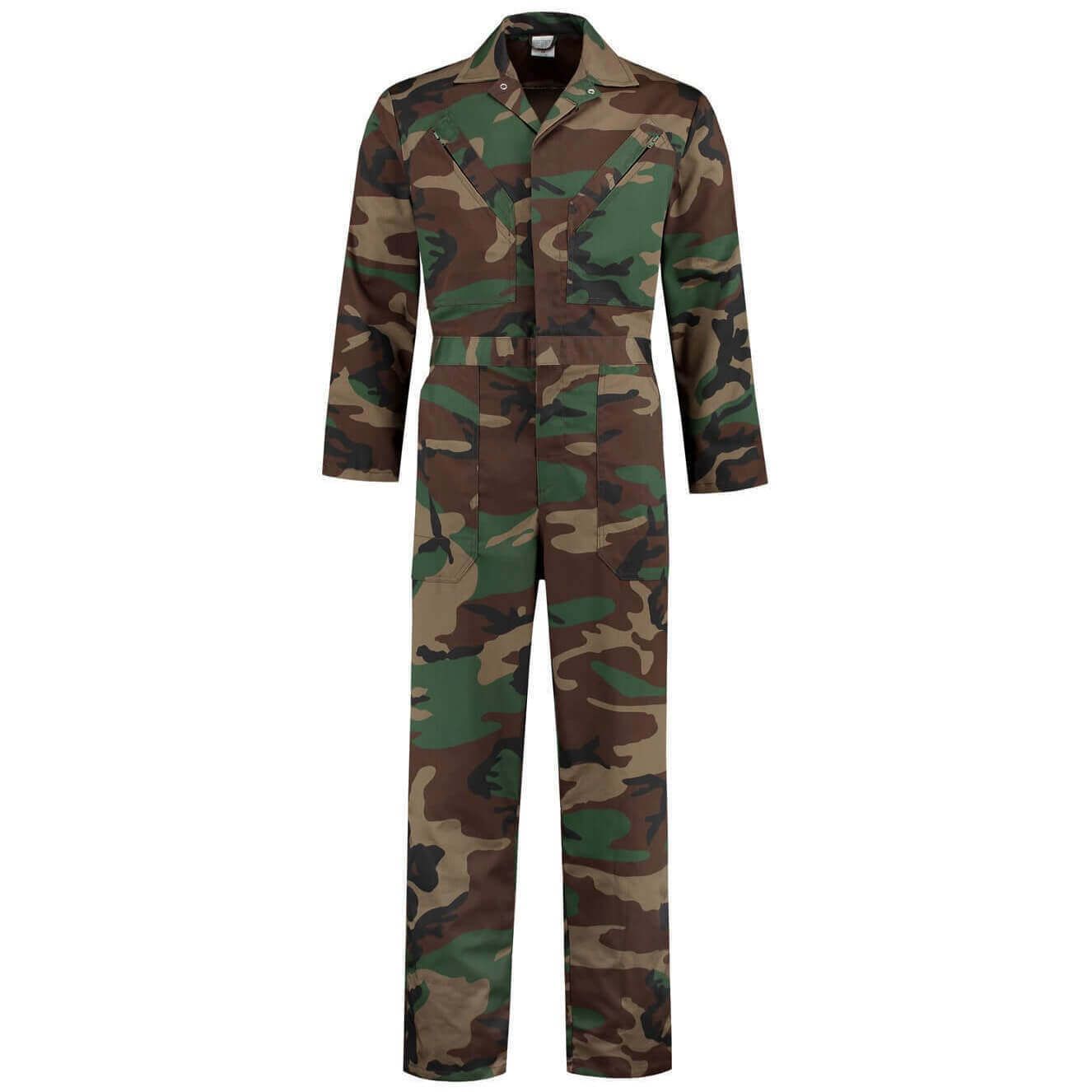 Camouflage overall Kinder
