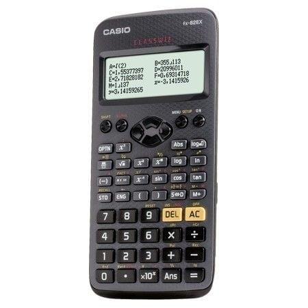 Rekenmachine Casio fx 82 EX