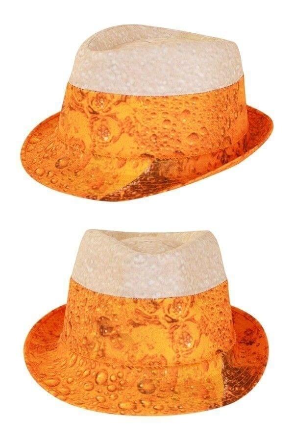 Bier hoedje one size