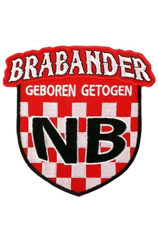 Strijkapplicatie Brabander