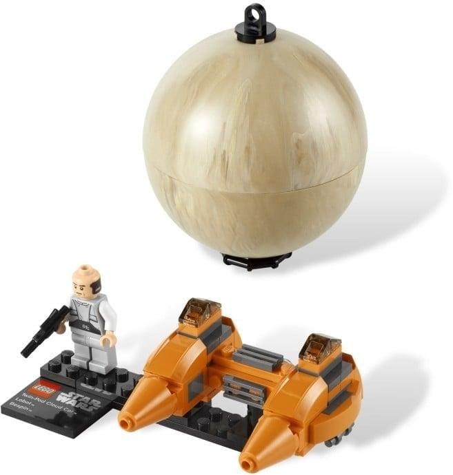 LEGO® Star wars 9678 Twin-Pod Cloud Car & Bespin OP=OP