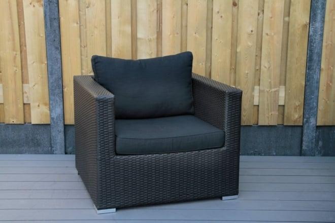 Exclusief Punta lounge stoel