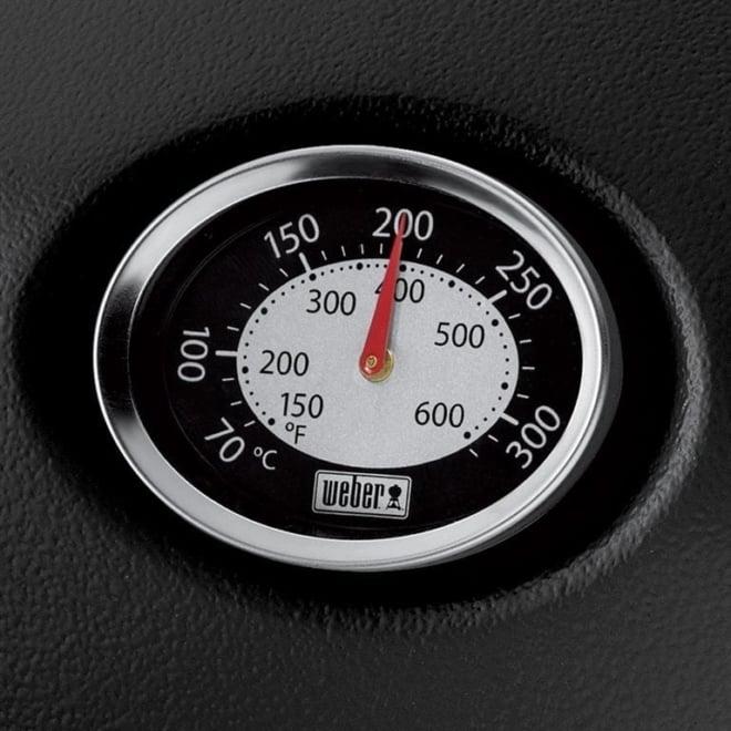 Weber Q 1200 Black
