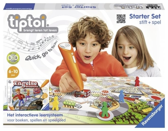 Ravensburger TipToi® Starter set stift + spel 6-10 jaar