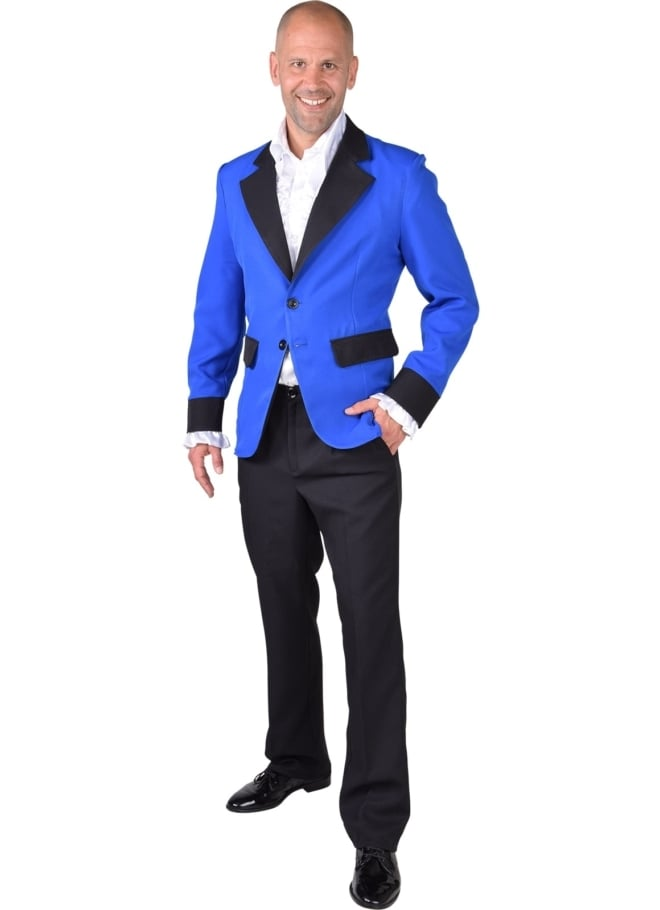 Colbert basic blauw