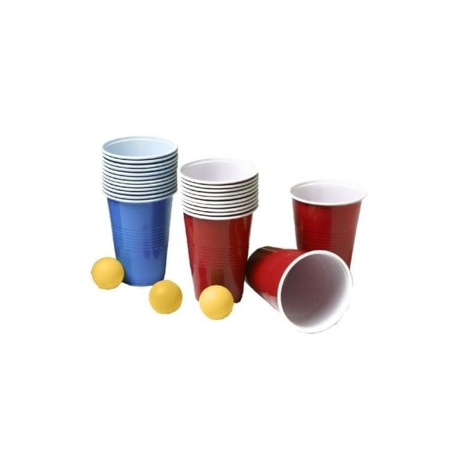 Beerpong 20 cups 6 balls