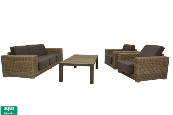 Exclusief Cleveland lounge set