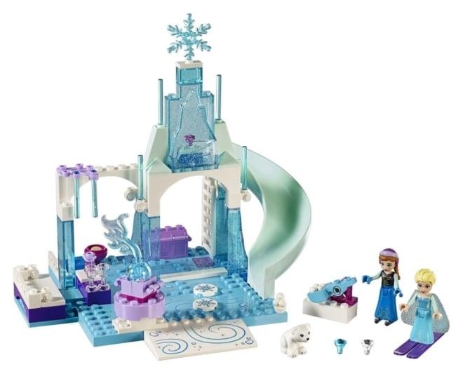 LEGO® 10736 Juniors Anna & Elsa's bevroren speeltuin