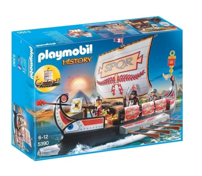 Playmobil® 5390 Romeins galeischip