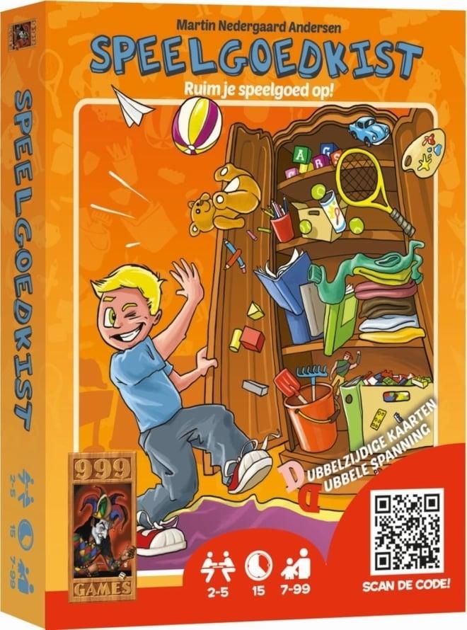 999 Games Speelgoedkist