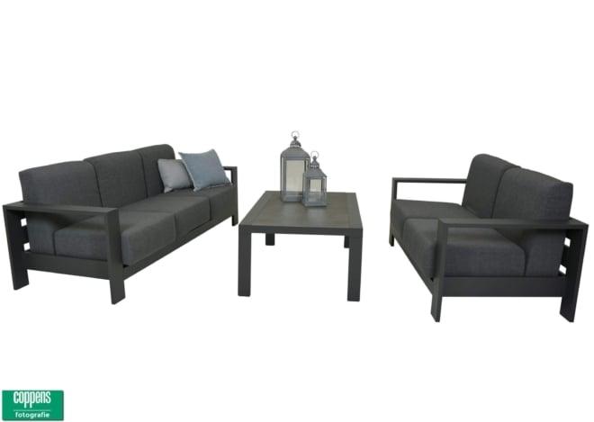 Exclusief Lounge set Seoel met 2 en 3 zits