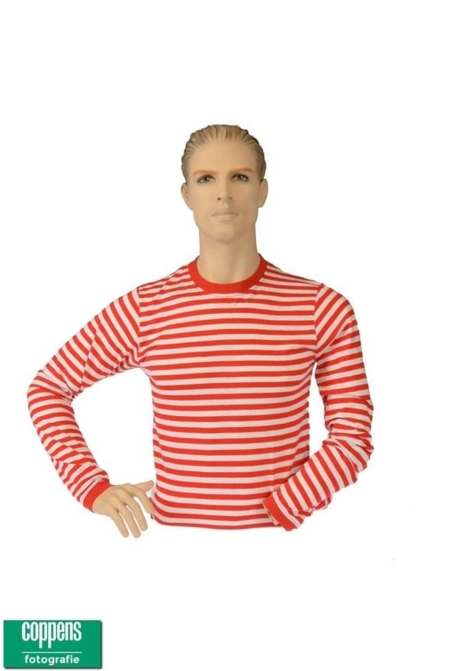 Rood Dorus shirt kinderen