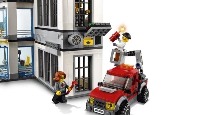 LEGO® 60141 City Politiebureau