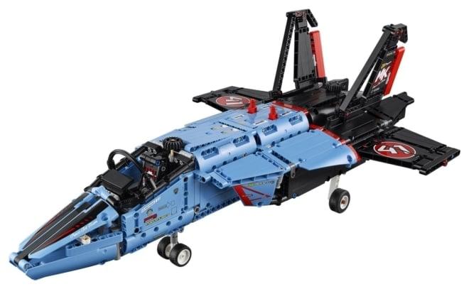 LEGO® 42066 Technic Race straaljager
