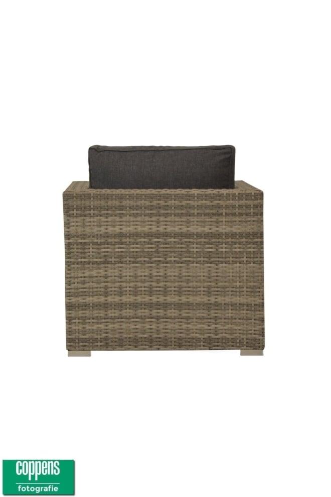 Exclusief Washington loungestoel light grey