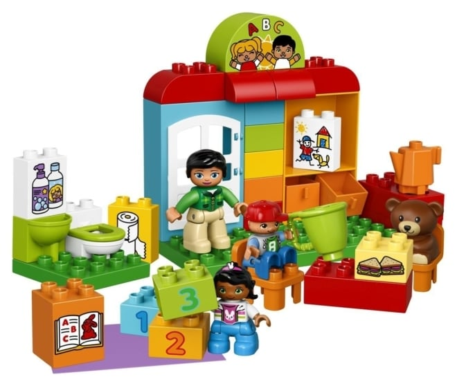 LEGO® 10833 Kleuterklas