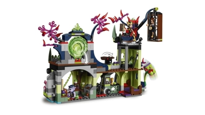 LEGO® Elves 41188 breakout from the Goblins King
