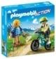 Playmobil® 9129 Wandelaar en mountainbiker OP=OP - Product thumbnail
