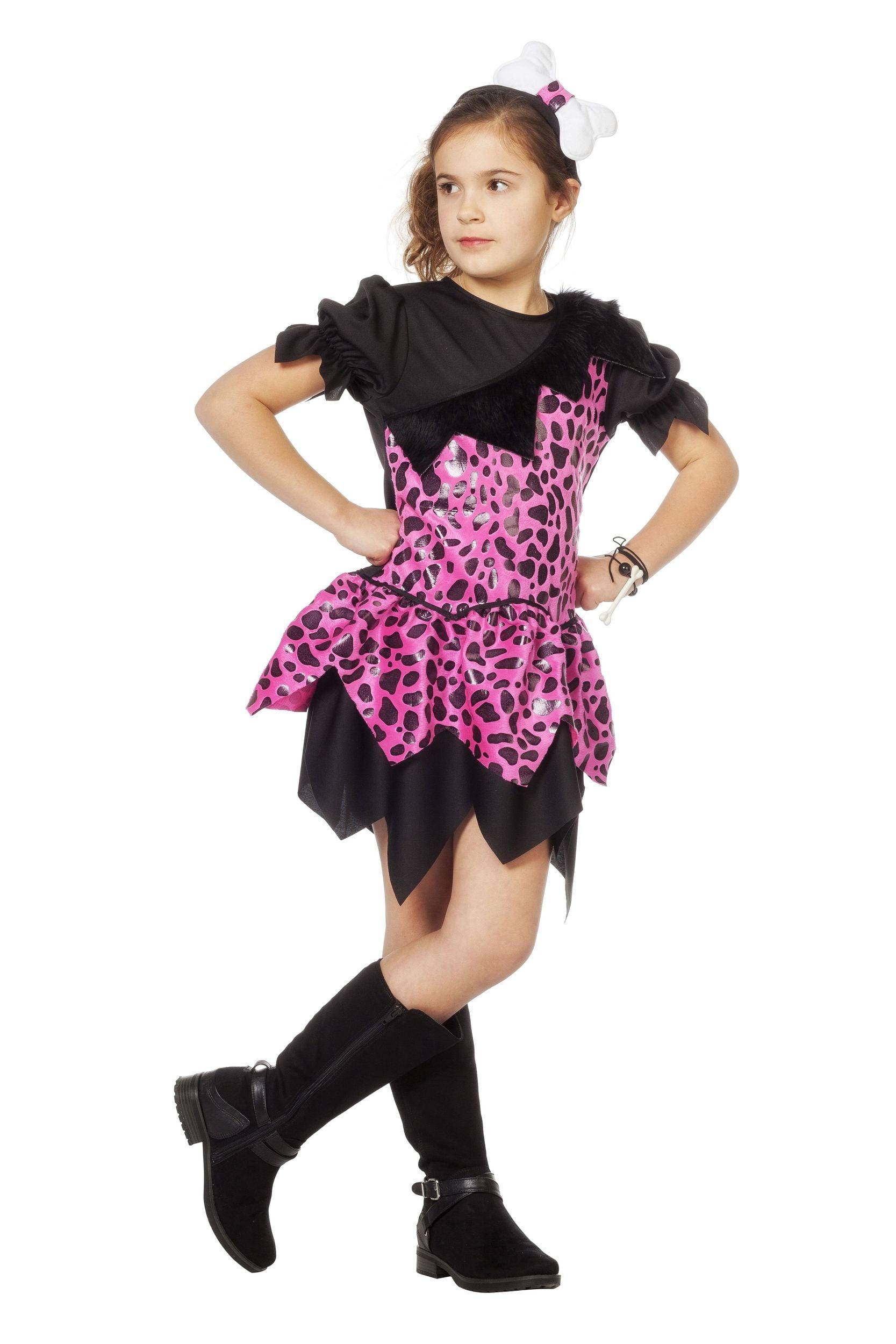 Cave Girl, jurk en hoofband