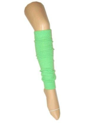 Beenwarmers fluor groen