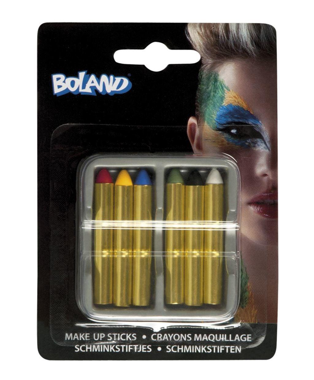 Make-up sticks collor