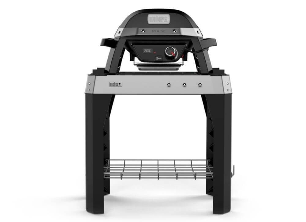 Weber Pulse 1000 Met Stand Elektrische Barbecue