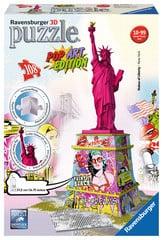 Ravensburger 3D Puzzel Vrijheidsbeeld Pop Art