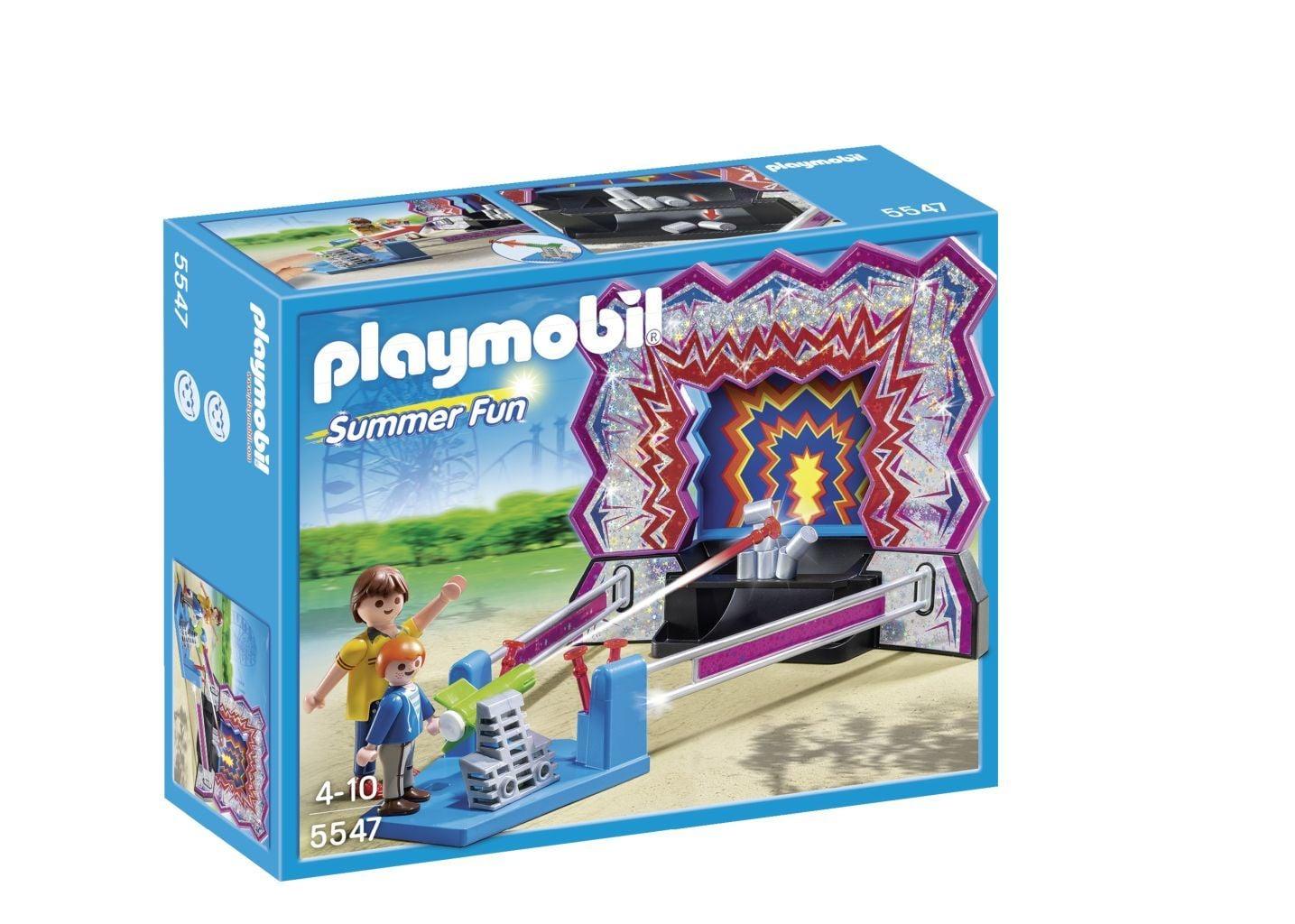 Playmobil Summer Fun speelset Blikken Omgooien 5547