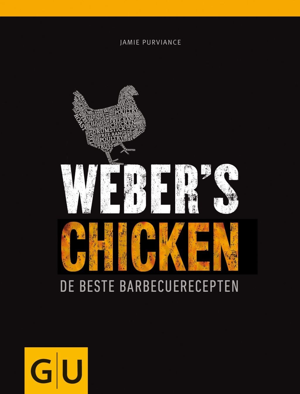 Weber Kookboek Weber's Chicken