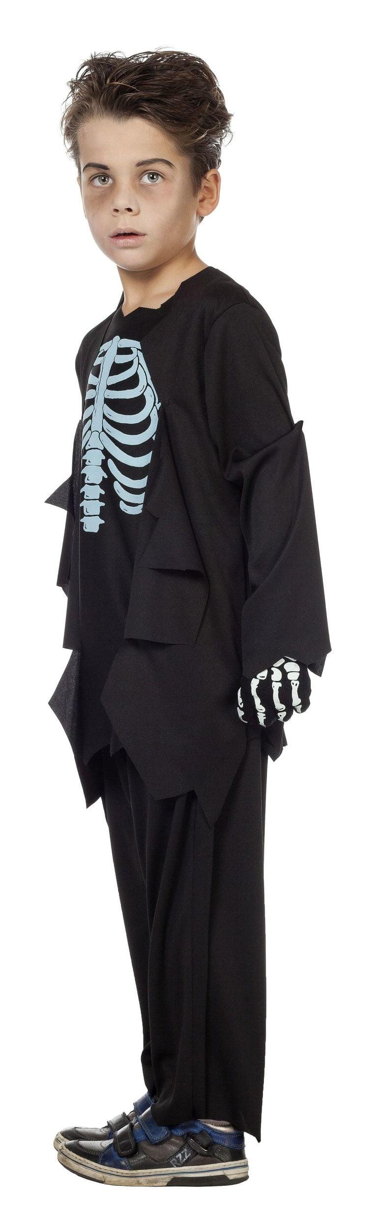 Skelet jongen