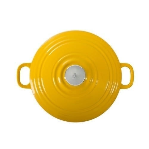 BK Braadpan Bourgogne 28 cm Sunny Yellow