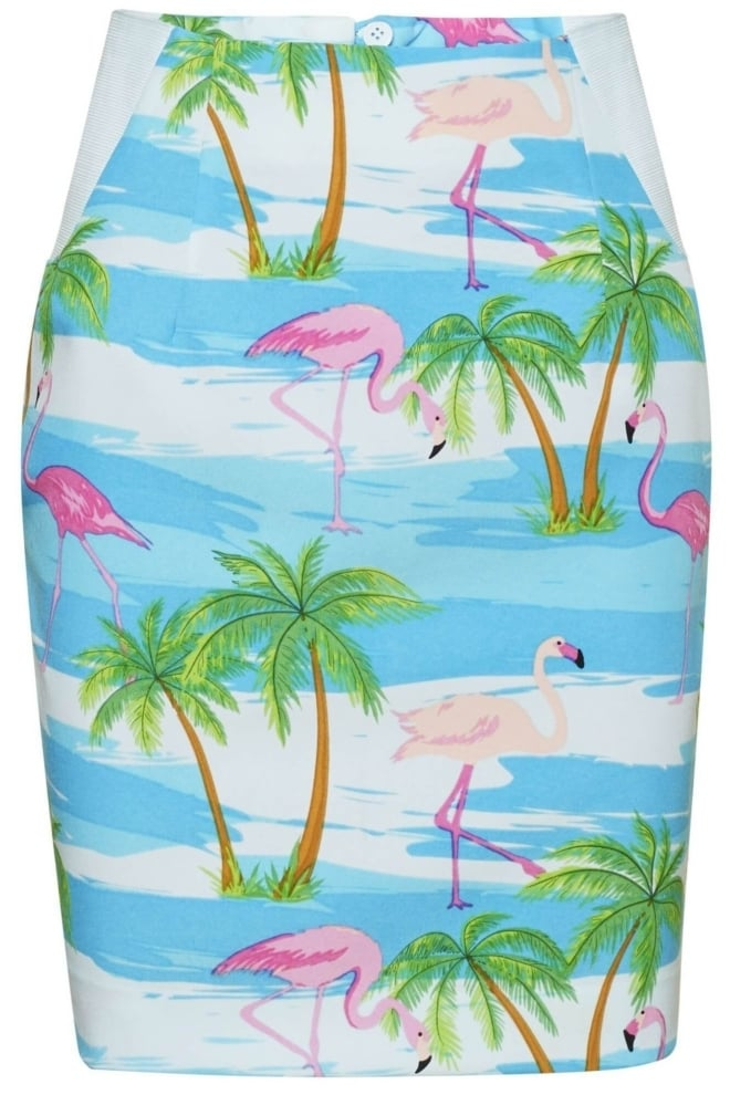 Opposuits Flamingirl