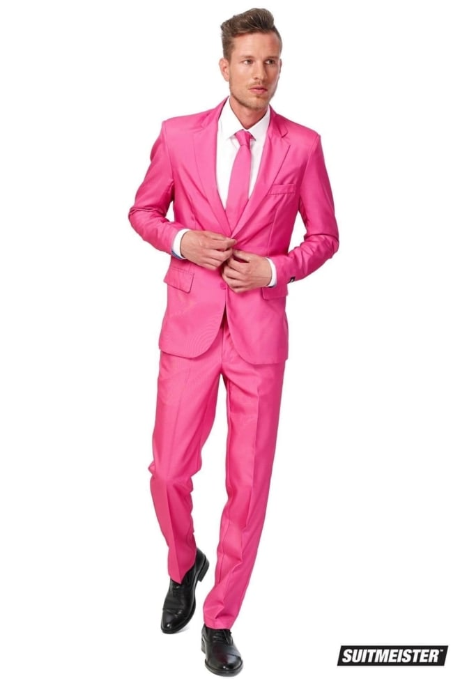 Opposuits Solid Pink