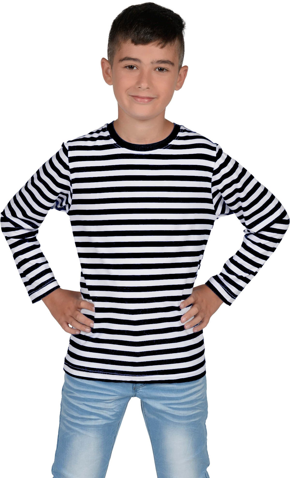 Zwart Dorus shirt kinderen