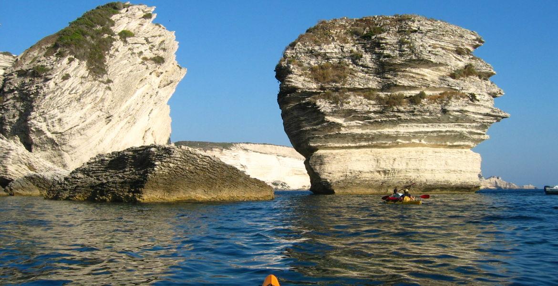 Seekajak auf Korsika – Organisation von individuellen Touren