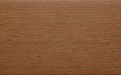 bois composite teck lisse