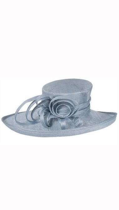 Gala-hoed lichtblauw  3772