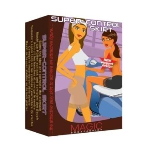 Control Skirt NUDE 1296 - Magic Body