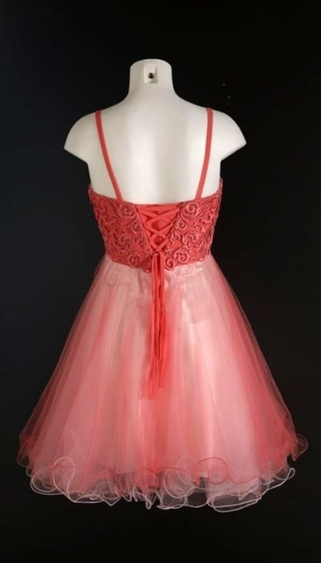 Prinsessenjurk roze 1685 - Magic Nights
