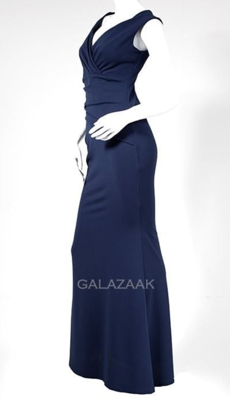 Aangesloten navy galajurk  2998 - City Goddess