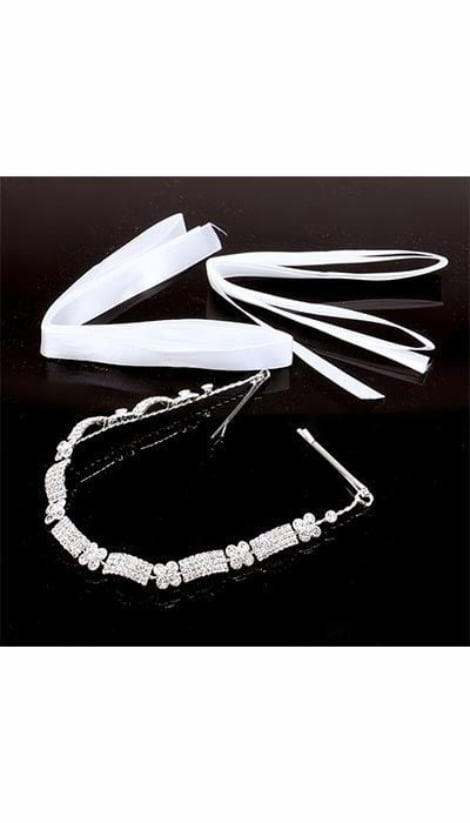 Haar Accessoire zilver - GLZK sieraden