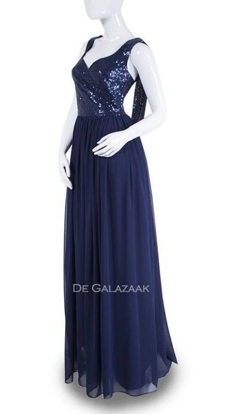 Galajurk met glitter top  3588 - City Goddess
