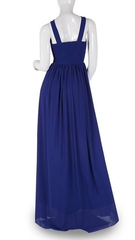 Feestjurk in blauw  3800 - Downtown Girl