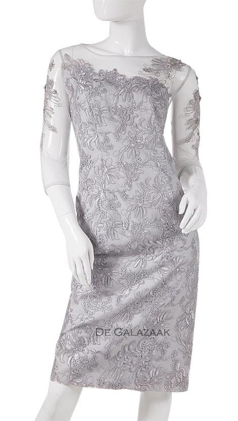 Zilveren bruidsmoeder pakje 4100