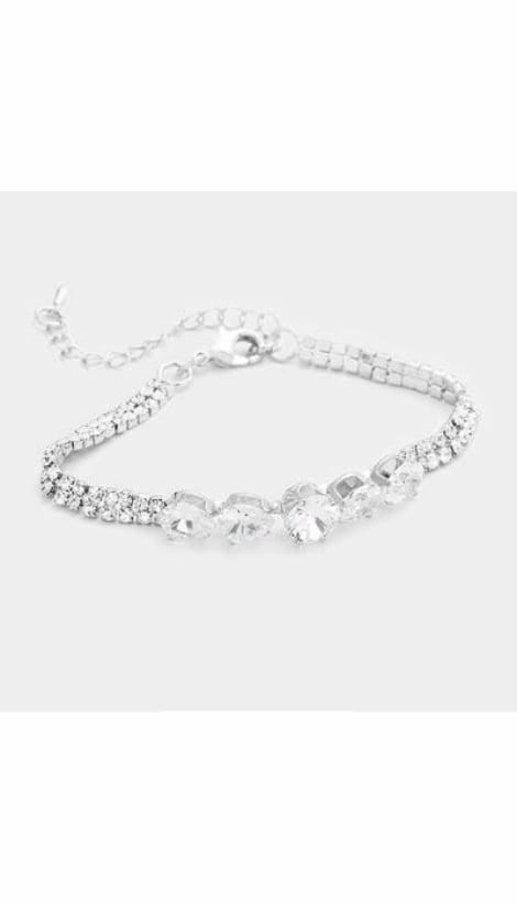 Armbanden zilver 3658 - GLZK sieraden