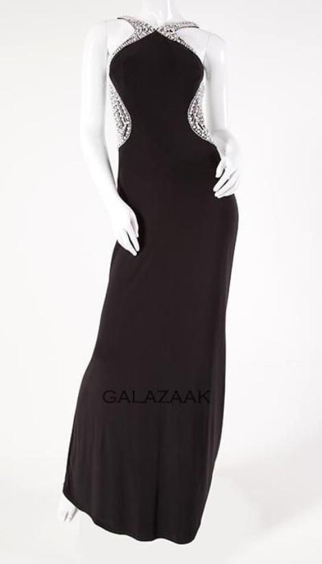 Galajurk design in zwart - Magic Nights