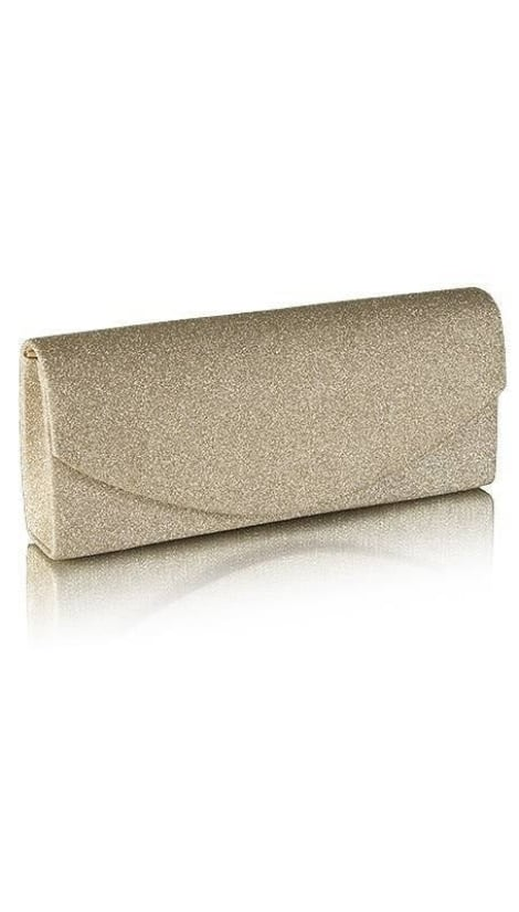 Clutch goud 2527 - GLZK tasjes en clutches