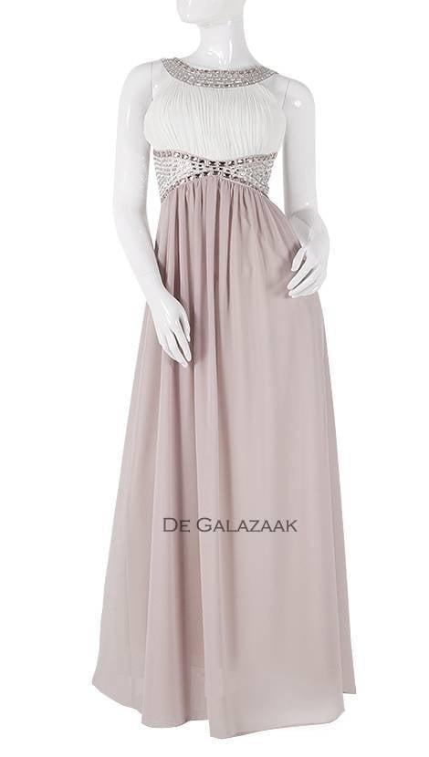 Feestjurk in oud roze  3786 - Downtown Girl