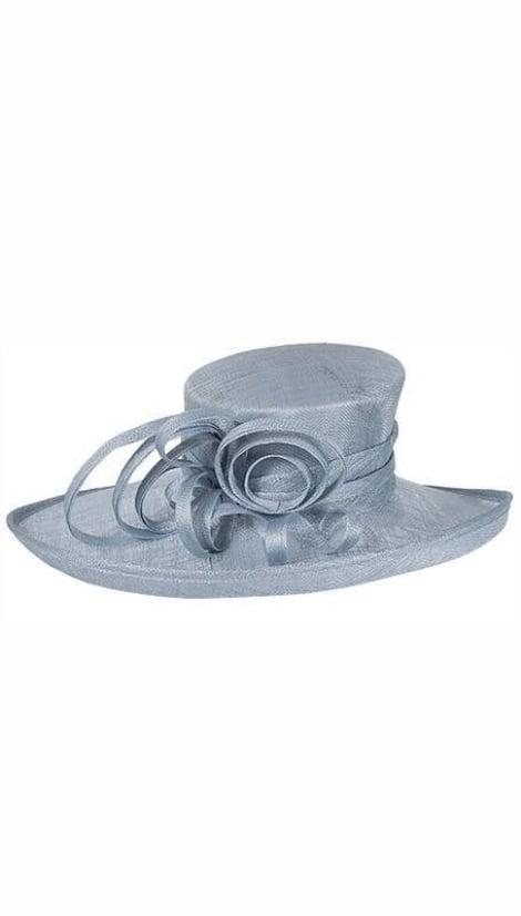 Gala-hoed lichtblauw  3772 - GLZK Hoeden
